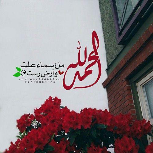 الحمدلله ملء سماء علت وأرض رست Kalima H Neon Signs Ramadhan Photo