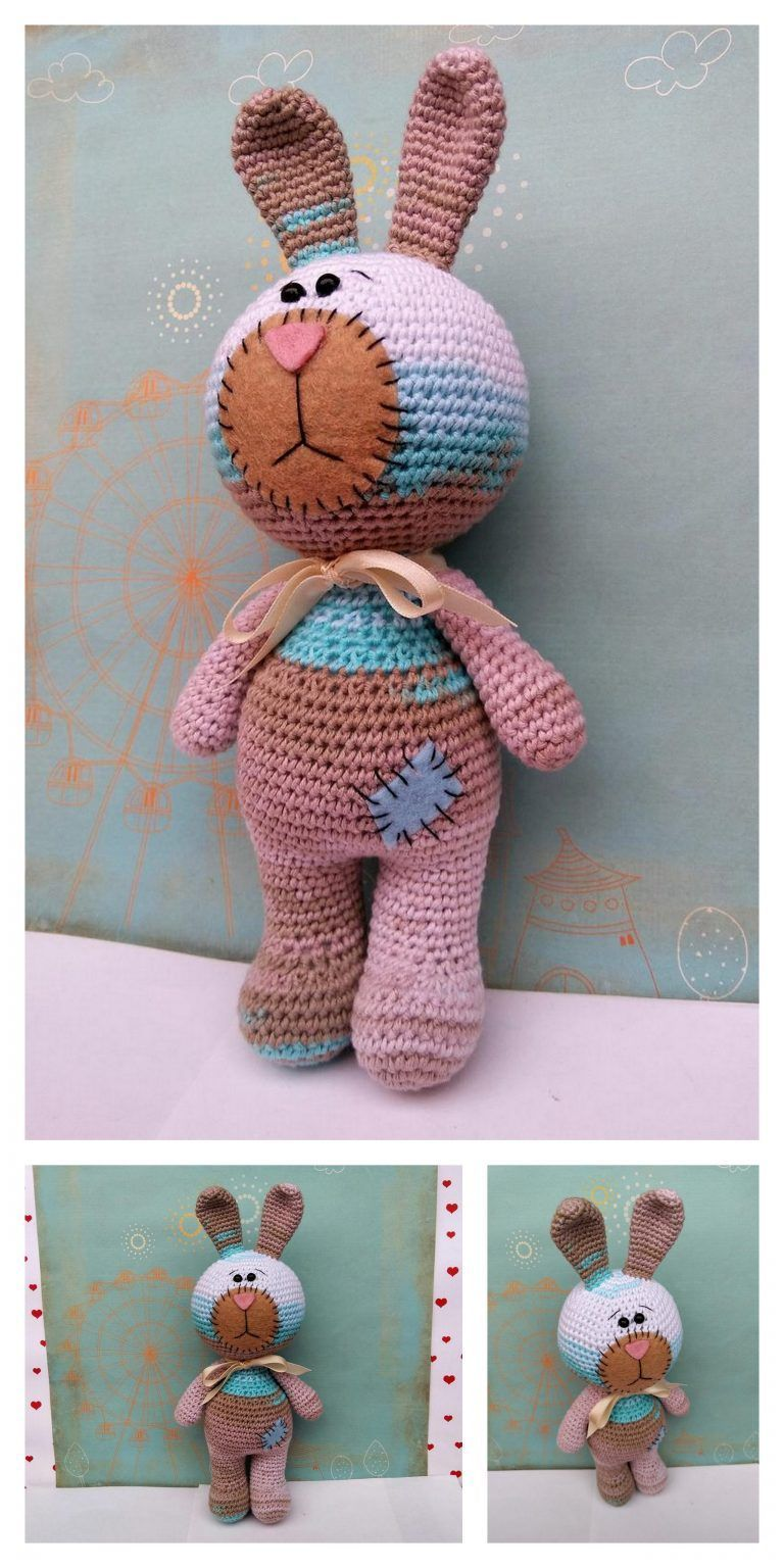 Bunny Crochet Free Pattern You Will Love This Collection | 1536x768