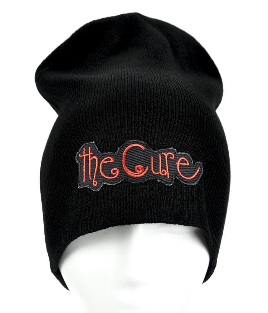3f9b84ae4a7a9 The Cure Beanie Goth Music Knit Cap Robert Smith  pastelgoth  goths   psychobilly