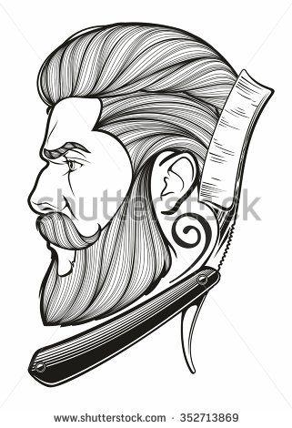 barber shop logo - Поиск в Google