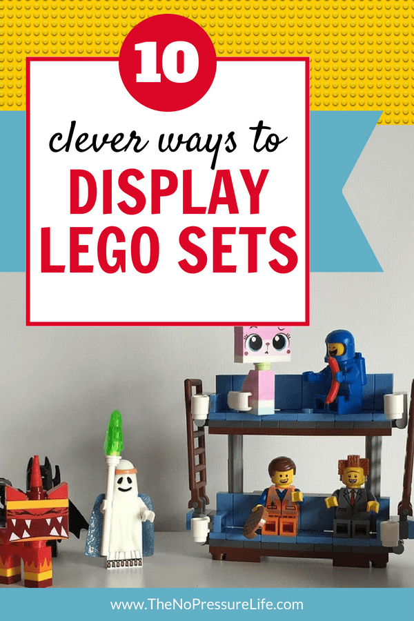10 Clever Lego Display Ideas For Your Kid S Creations Lego Display Lego Display Shelf Lego