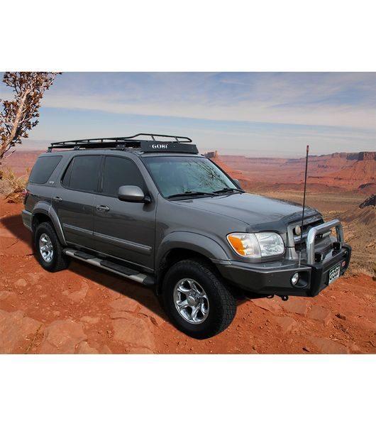 Gobi Toyota Sequoia Stealth Rack Multi Light Setup Sequoia Toyota Stealth
