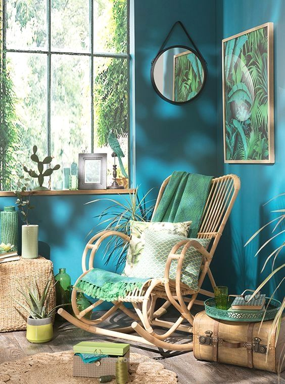 Turquoise Room Decorations, Colors of Nature  Aqua Exoticness