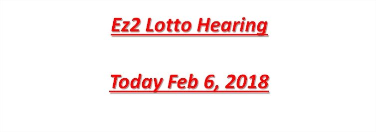 EZ2 Lotto Hearing Tips, Pasakay Guide Official Update #11am
