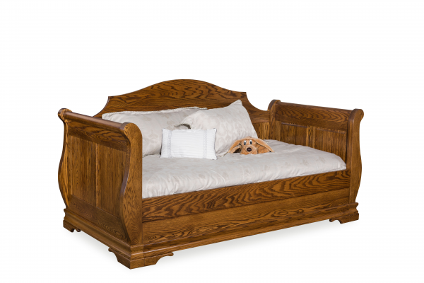 Amish Made Bed Bedroom Furniture Green Bay Leton Oshkosh Amishbedroomfurniture Bedroomfurniture