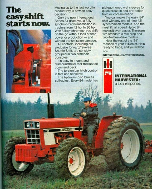 INTERNATIONAL IH 784 TRACTOR PARTS ASSEMBLY MANUAL CATALOG NUMBERS