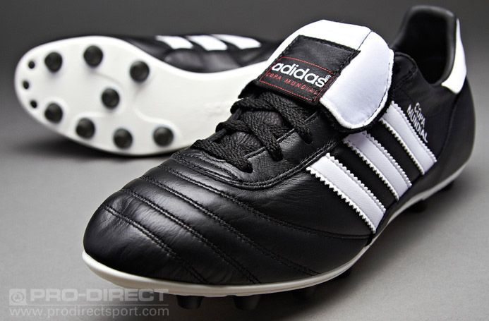 adidas Copa Mundial BlancNoir | Chaussures de football