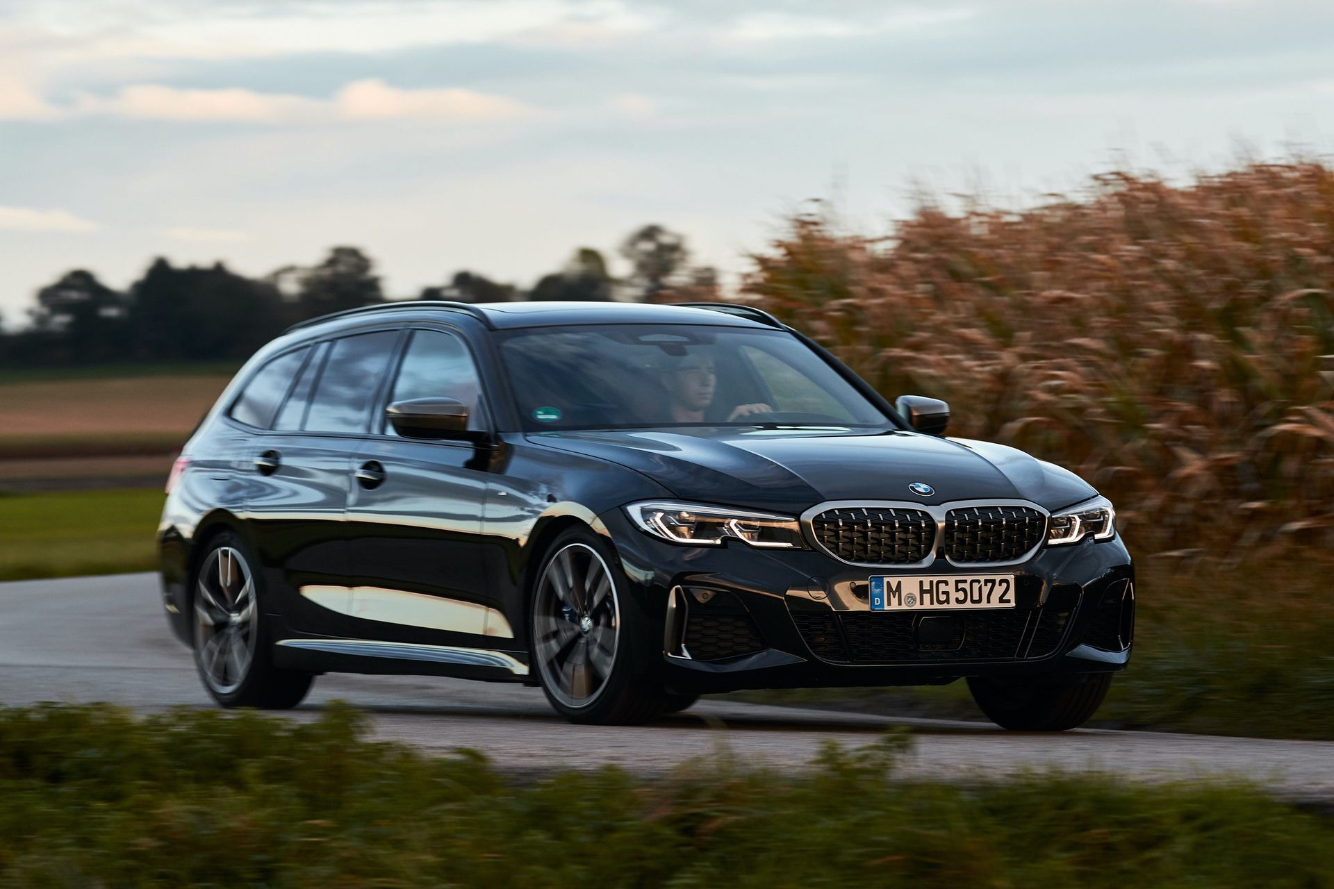 Meet One Of The Best Looking Cars Today The Bmw M340i Touring Bmw Good Looking Cars Bmw Touring