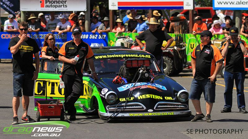 Marsh Makes Nz S First Four Second Pass Nz Nitro Shootout Report In 2020 Drag Cars Nitro Top Fuel Dragster