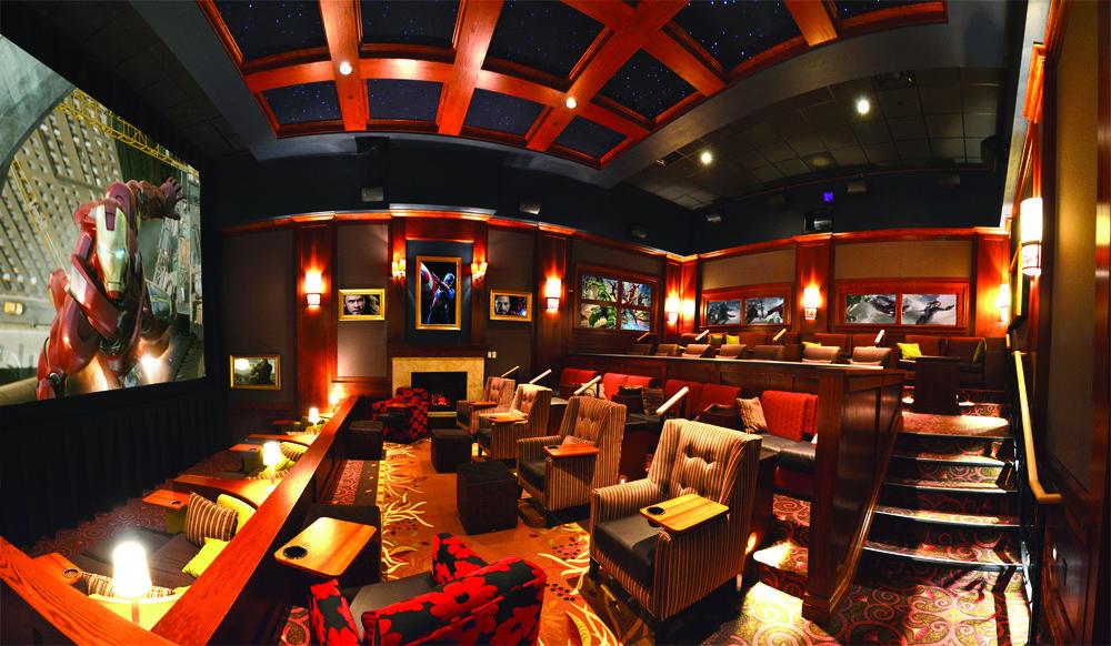 Cinetopia Progress Ridge 14 Movie Parlor Living Room Theaters