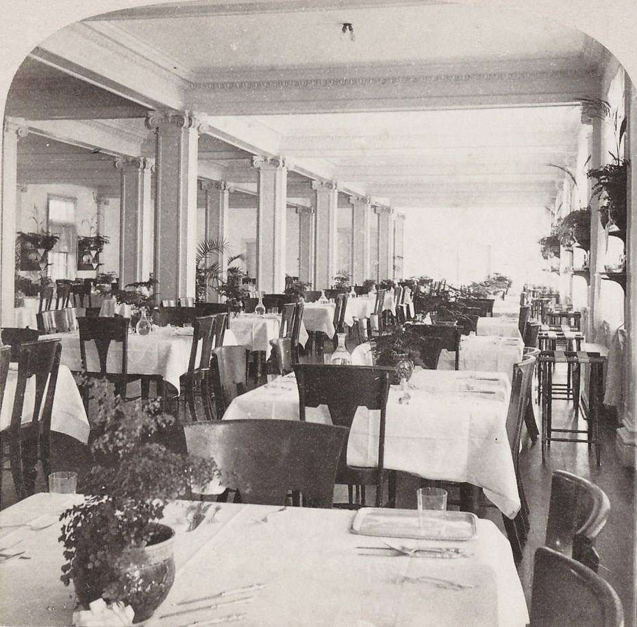 The Dining Room Miami: Henry Flagler's Royal Palm Dining Room , Miami, Florida