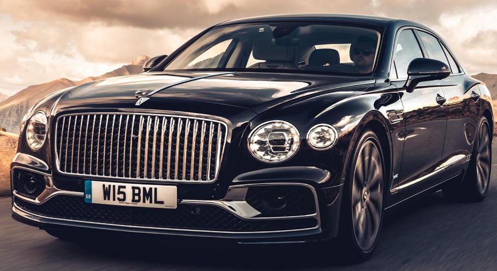 بنتلي فلاينغ سبير 2021 بالتفصيل تخصيص المقصورة الخلفية الأرقى موقع ويلز Bentley Motors Bentley Flying Spur