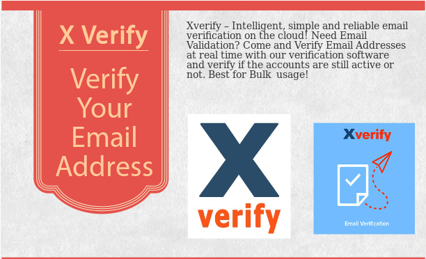 With the bulk email address verification tool, one can
