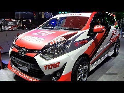 Inilah Mobil Balap Toyota Agya Hasil Modifikasi Toyota Team Indonesia Tti Giias2018 Youtube Modifikasi Mobil Mobil Toyota