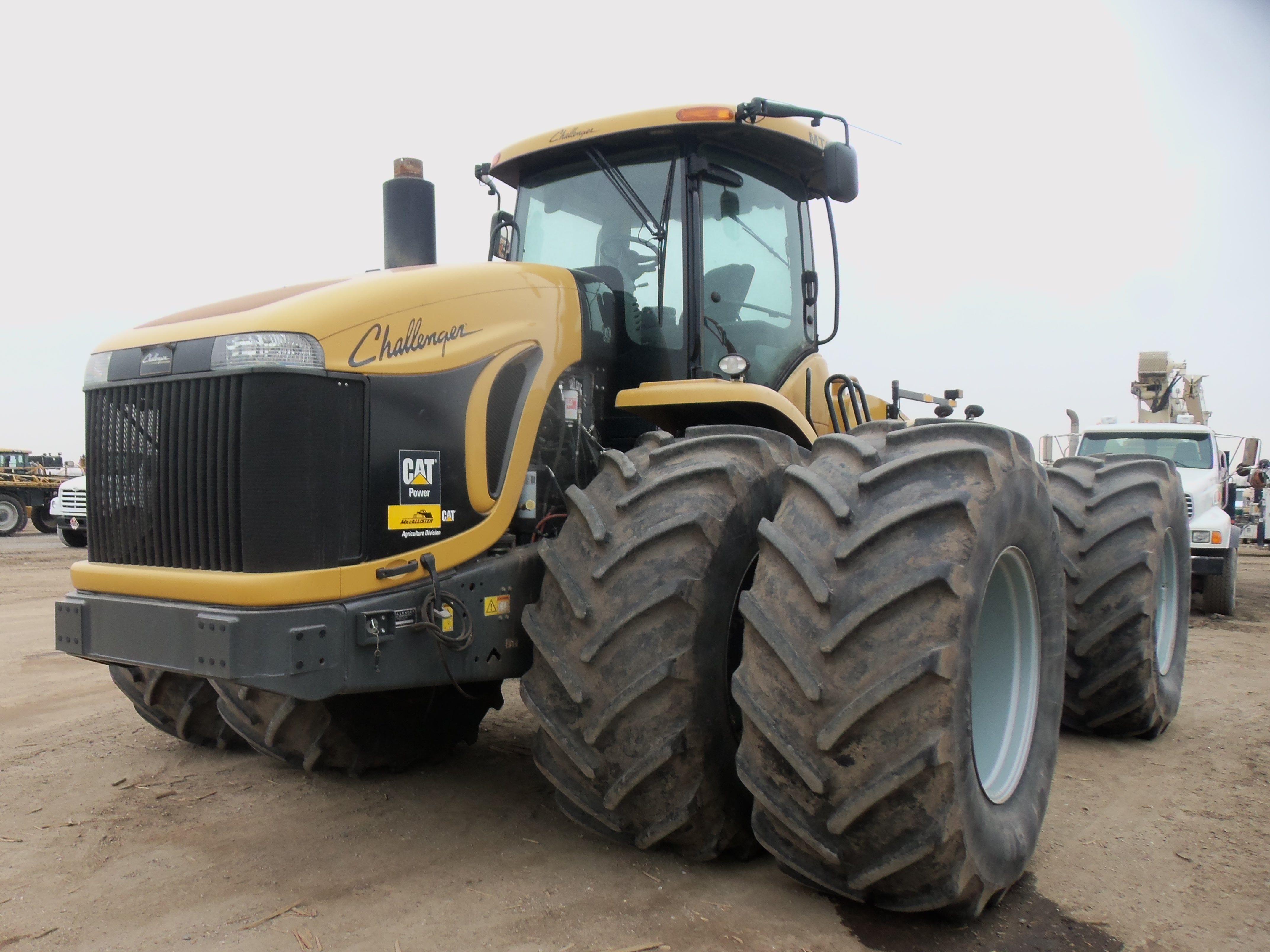 Challenger Mt965b 4 Wheel Drive Tractor Farm Equipment