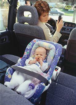Britax Car Seat Carrier