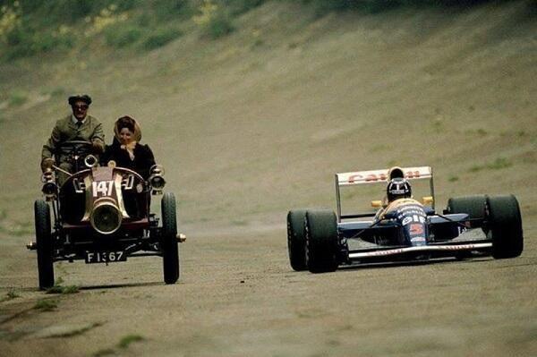 ÐаÑÑинки по запÑоÑÑ damon hill 1992 williams