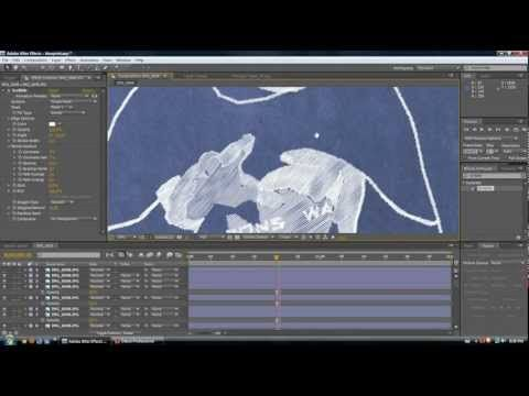 Adobe after effects blueprintsketch effect tut pinterest adobe adobe after effects blueprintsketch effect malvernweather Gallery