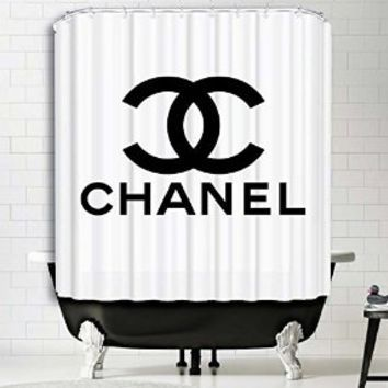 Image Result For Coco Chanel Bathroom Accessories Curtains