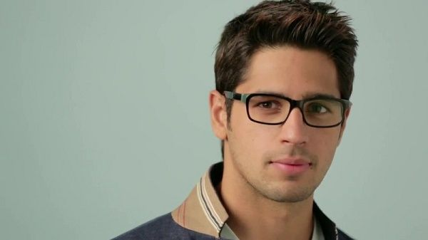 Image result for sidharth malhotra glasses""