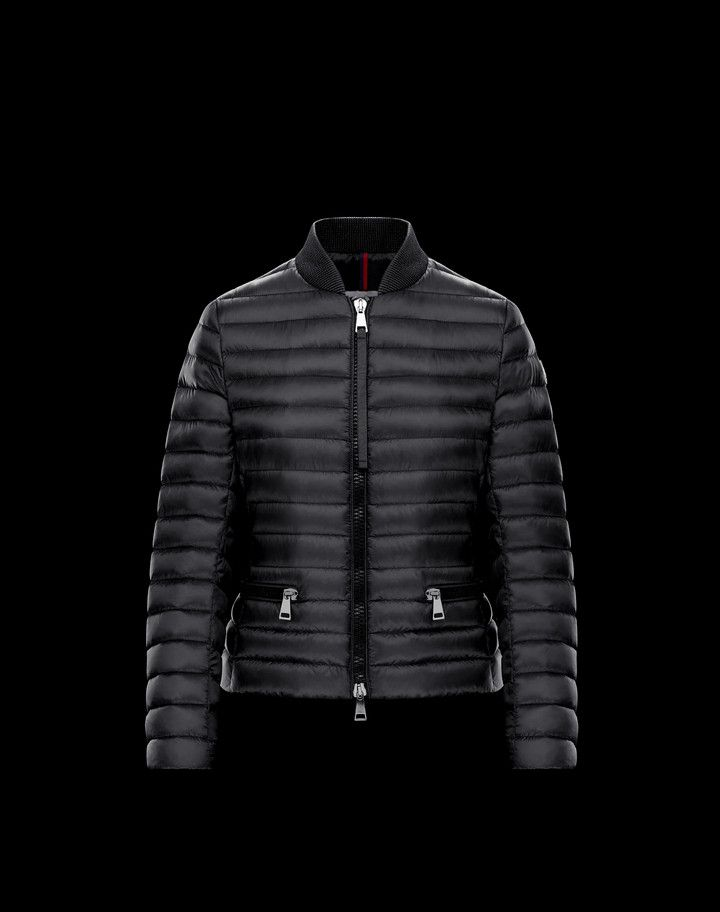 Moncler BLEN in Short outerwear for women | Official Online Store