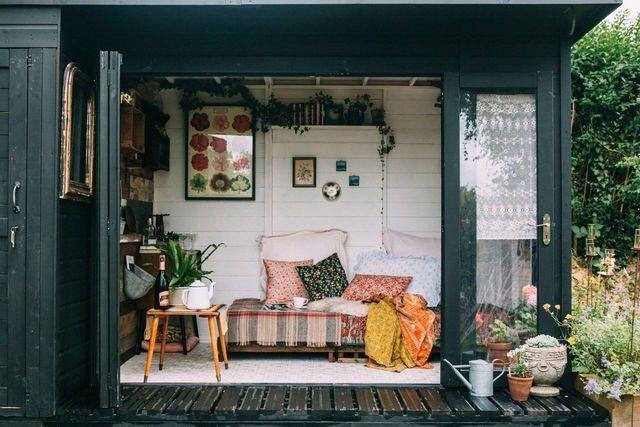 interior exterior design eclectic space nontraditional living rh pinterest com
