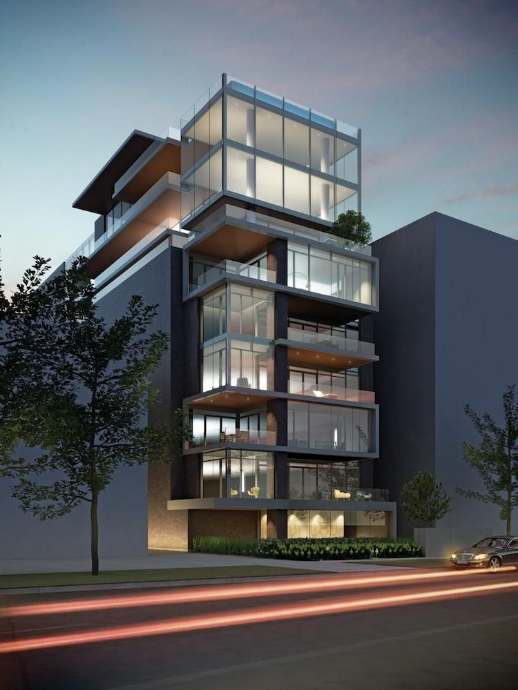 550 Wellington West condos Toronto by Freed Developments and Core Architects  Architecture en