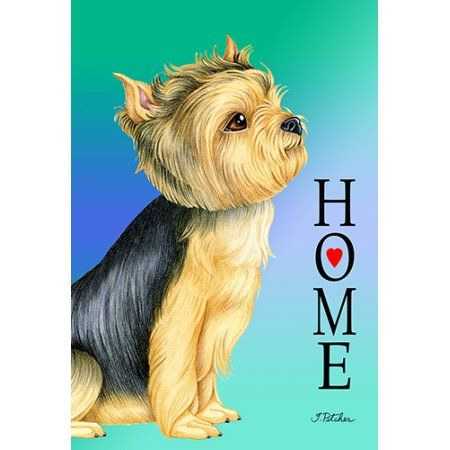 yorkie puppy cut best of breed home design house flag rh pinterest com