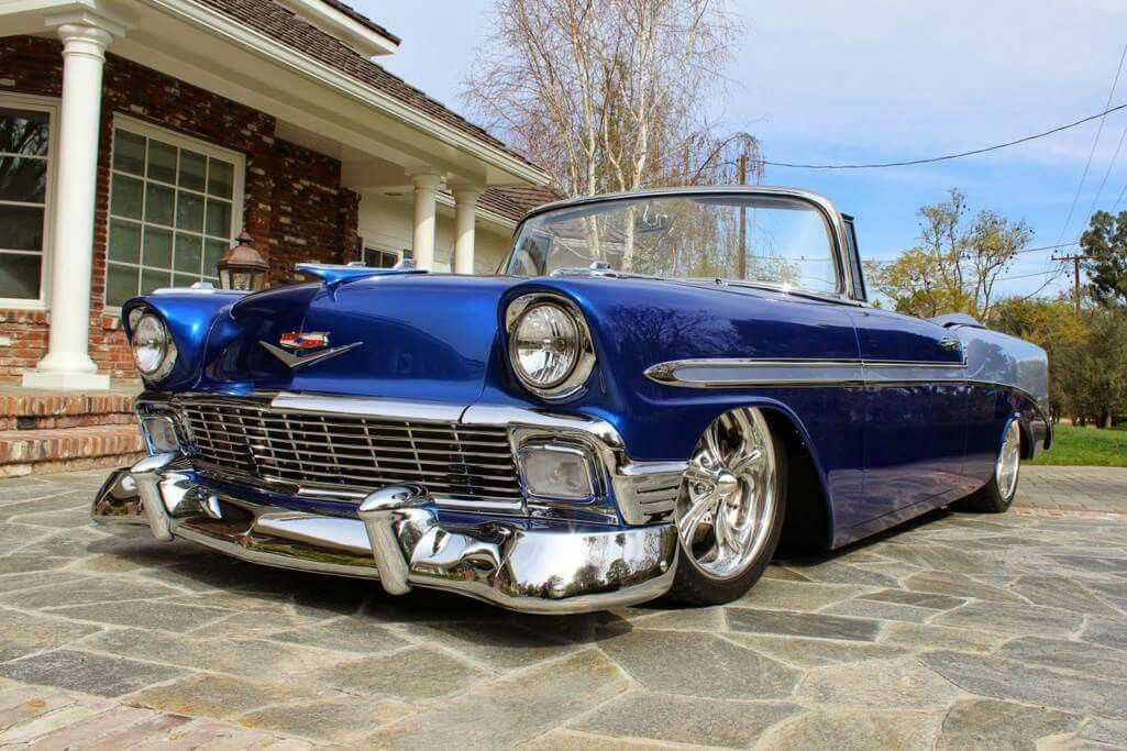 56 chevy belair rag top cool cars pinterest chevy bel air and rh pinterest com
