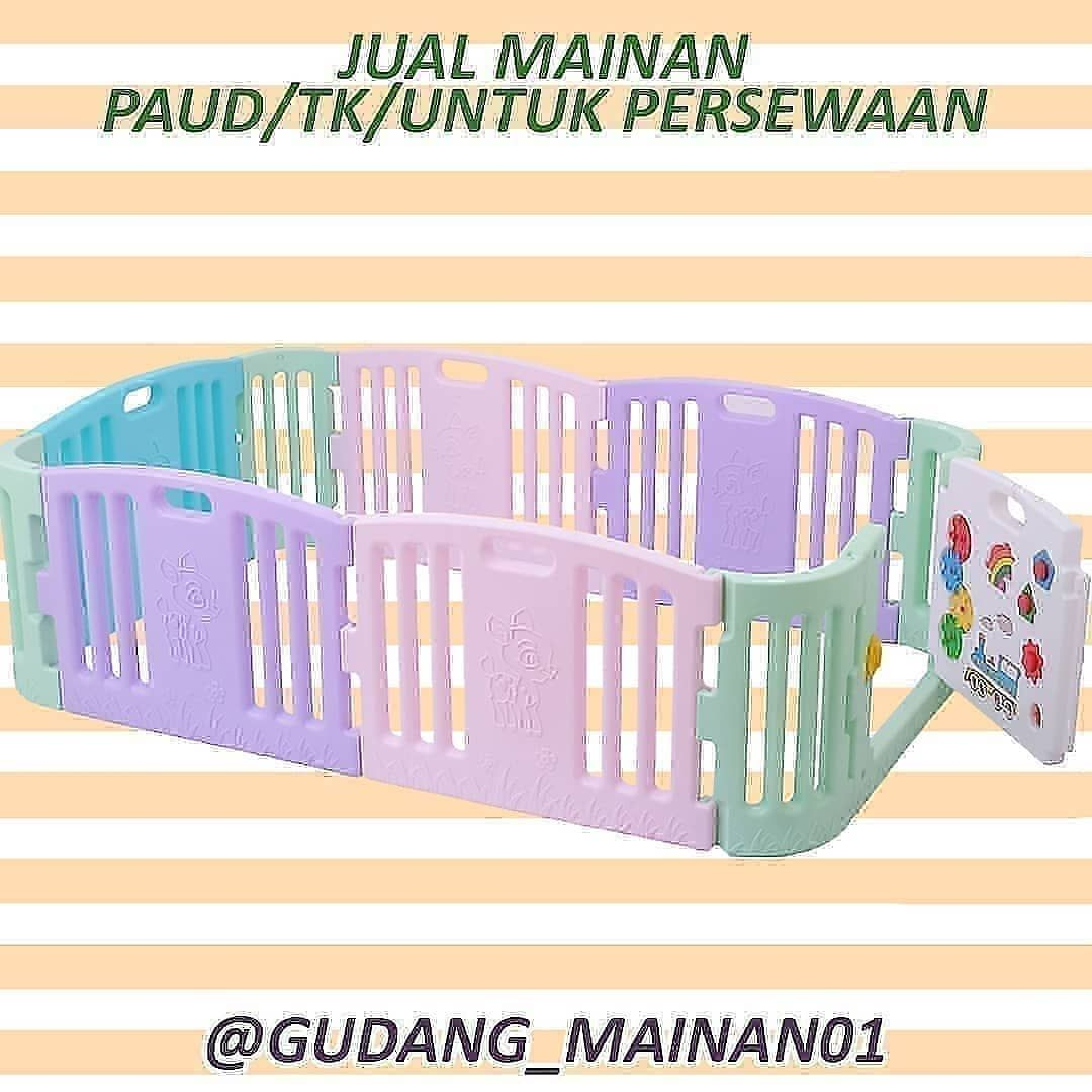 Bambi 6 Play Yard With Door. . Product Size: 80 cm x 5 cm …