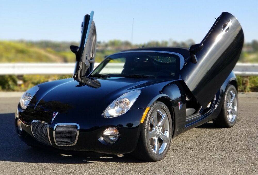 (eBay Advertisement) 2006 Pontiac Solstice 20k Original