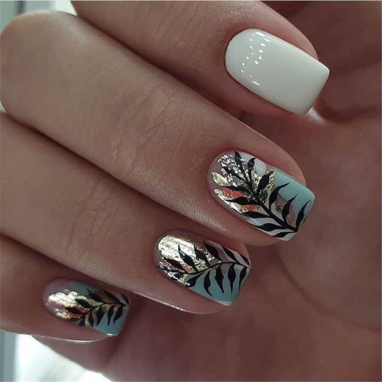 There must be your favorite nail ideas in 140 classic nail designs. – Page 10 of 139