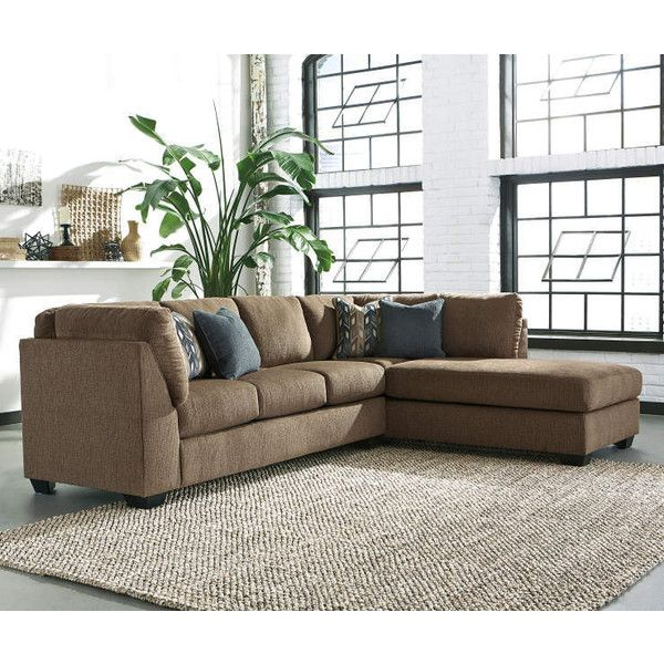 signature design by ashley ayers living room sectional liked on rh pinterest com