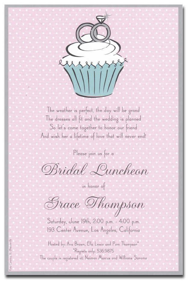 Welcome reception invite My dream Bridal Shower Pinterest