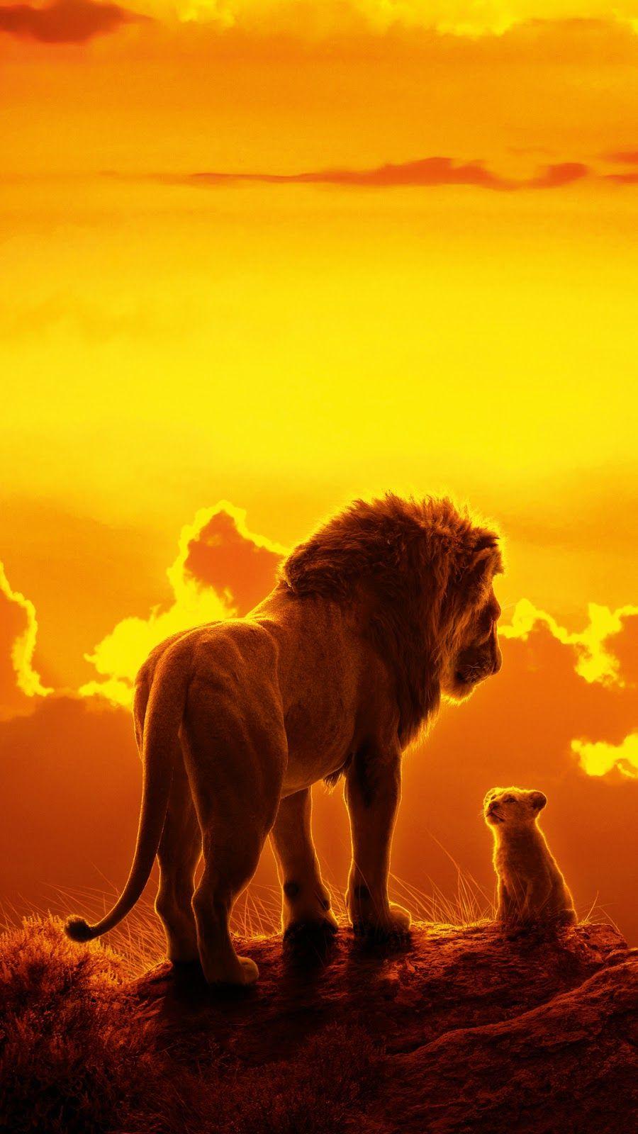 The Lion King 2019 Mobile Wallpaper Hd Mobile Walls Lion King Pictures Lion Pictures Wallpaper Iphone Cute Lock screen lion king wallpaper hd 2019