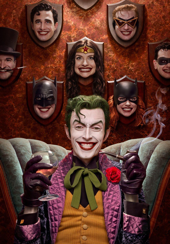 Trophies - Harleys Joker(Joker) The Joker Cosplay Photo - WorldCosplay