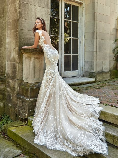 Galia Lahav Dresses For The Modern Princess Bride