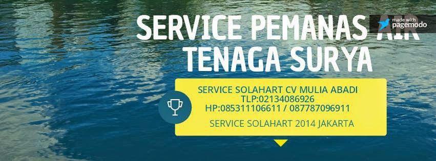Service pemanas air cv mulia abadi 02134086926 cabang