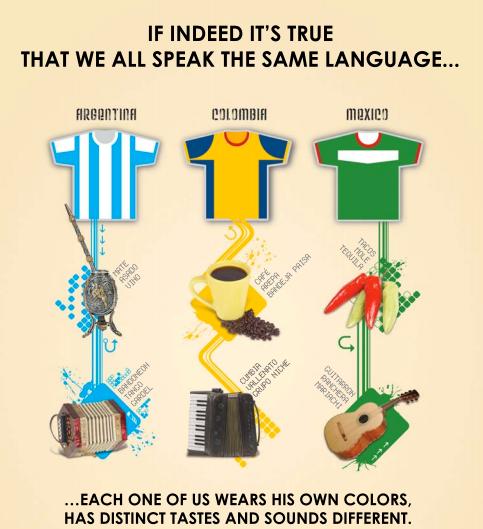 Seems me, language among hispanics and latins