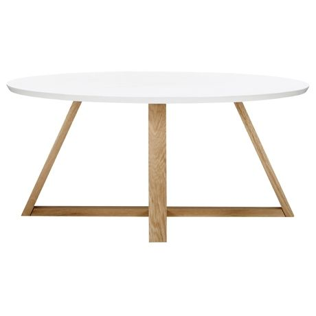 Gretel Coffee Table | Freedom Furniture And Homewares 90 Diameter X 40 H