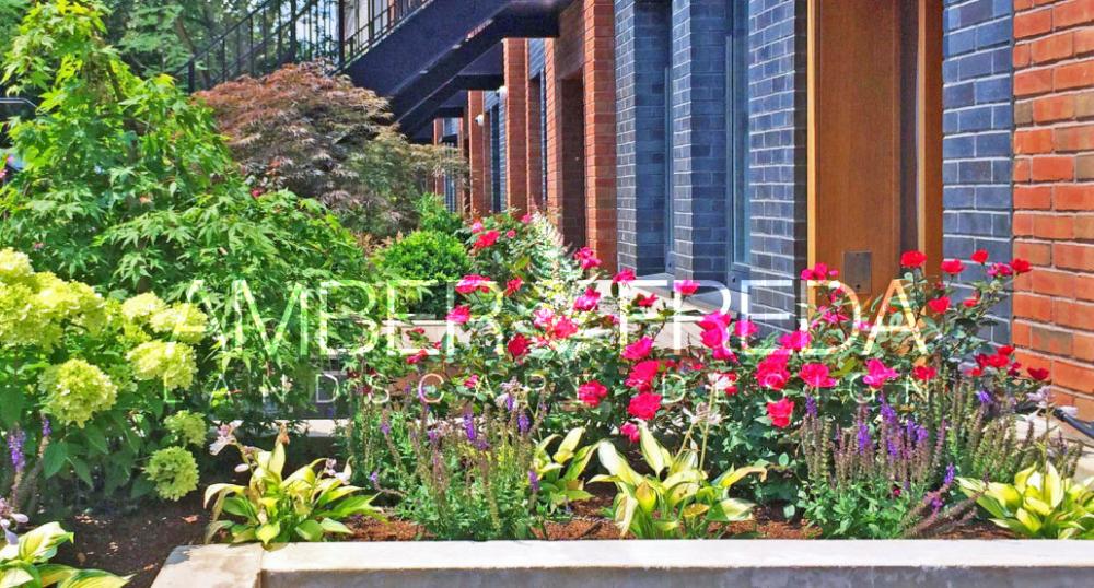 New York City Garden Designs - Brooklyn Townhouse Backyard ...
