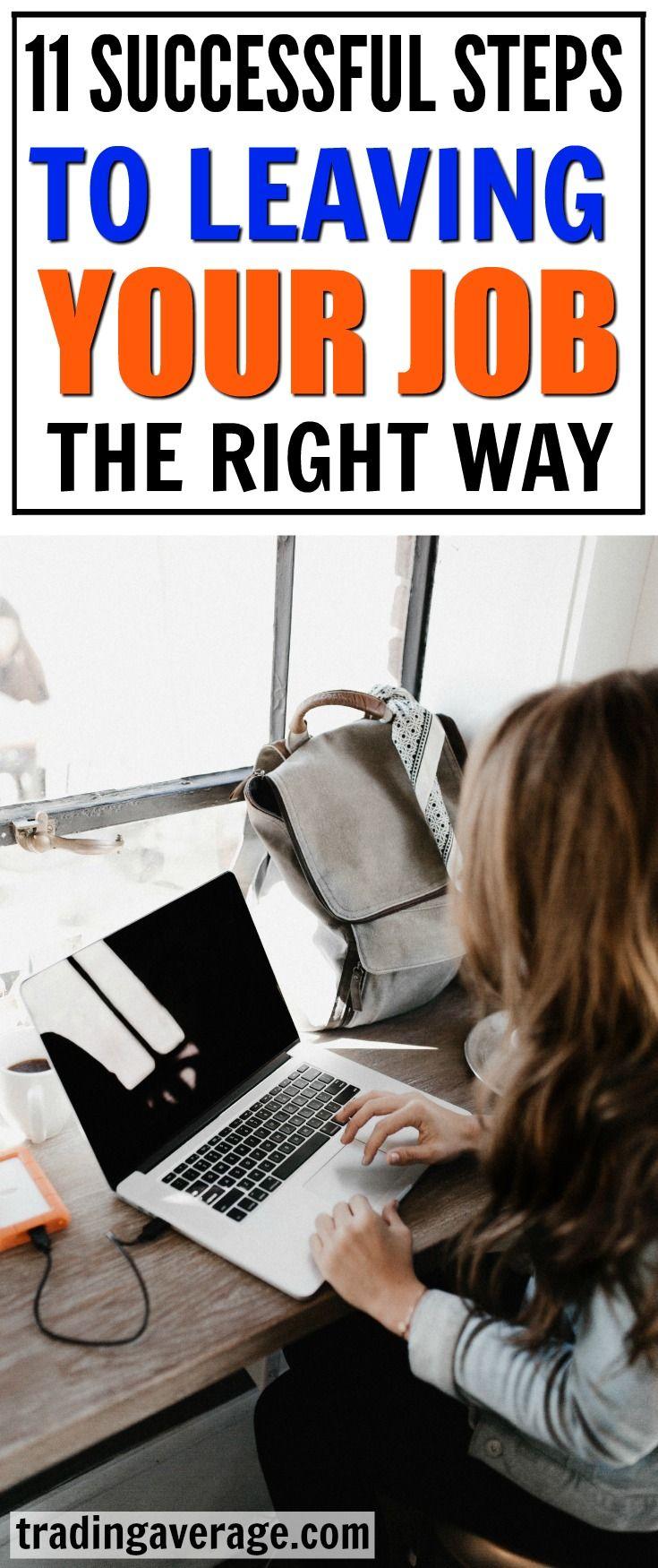 U201cI Hate My Job!u201d 11 Steps To Successfully Leave The Job You Hate | Career  Advice And Journal