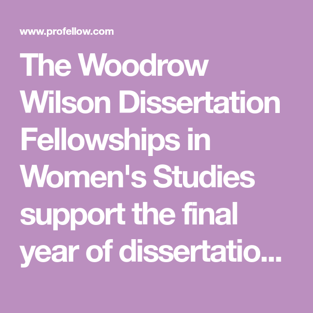 Dissertation women in education administration