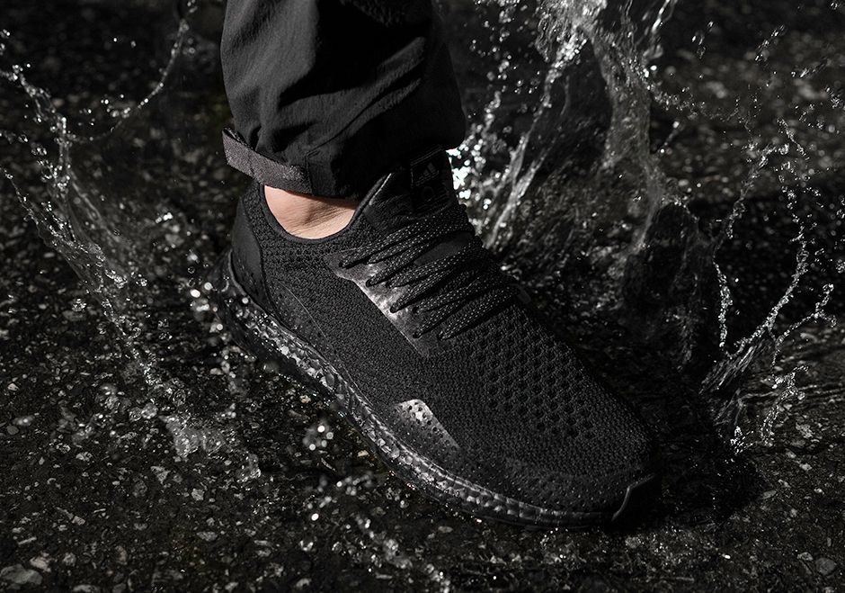 1e1c41325 Canadian shop Haven has teamed up with adidas Consortium for a fresh take  on the adidas Ultra Boost Triple Black