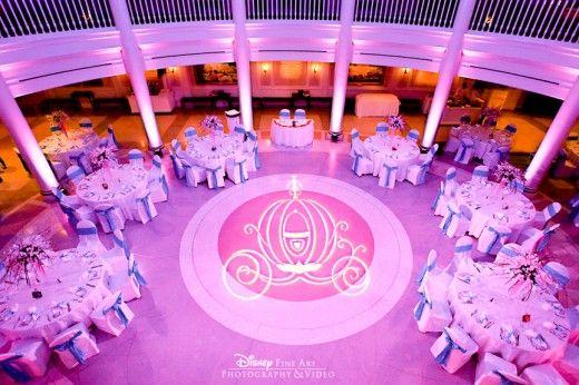 Disney weddings and Cinderella wedding