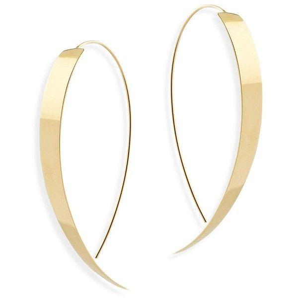Lana Jewelry Fifteen Vanity Lana Hoop Earrings C6OP7tz