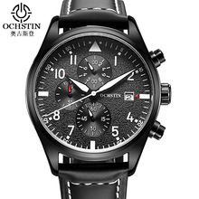 Relogio masculino OCHSTIN Cronógrafo Para Hombre Relojes de Primeras Marcas  de… 26ca3c00fcac