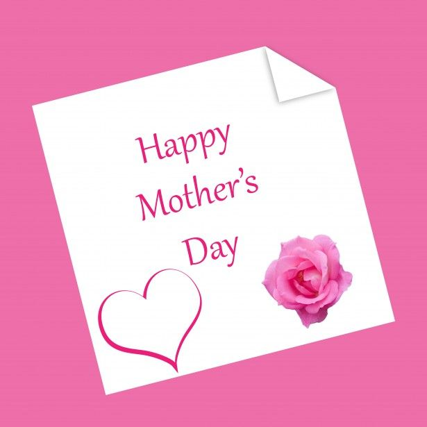 Mothers Day Card Free Stock Photo Public Domain Pictures