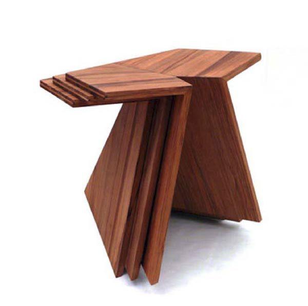 Autumn Stool | Takeshi Iue Design