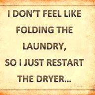 Laundry...to fold or not LOL world-needs-more-laughter